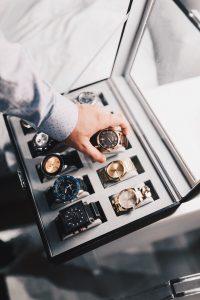 Palladium horloge