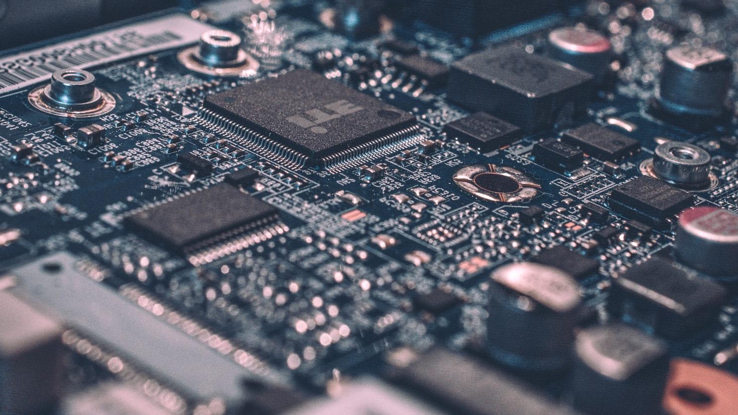slechte voorraad computer chips