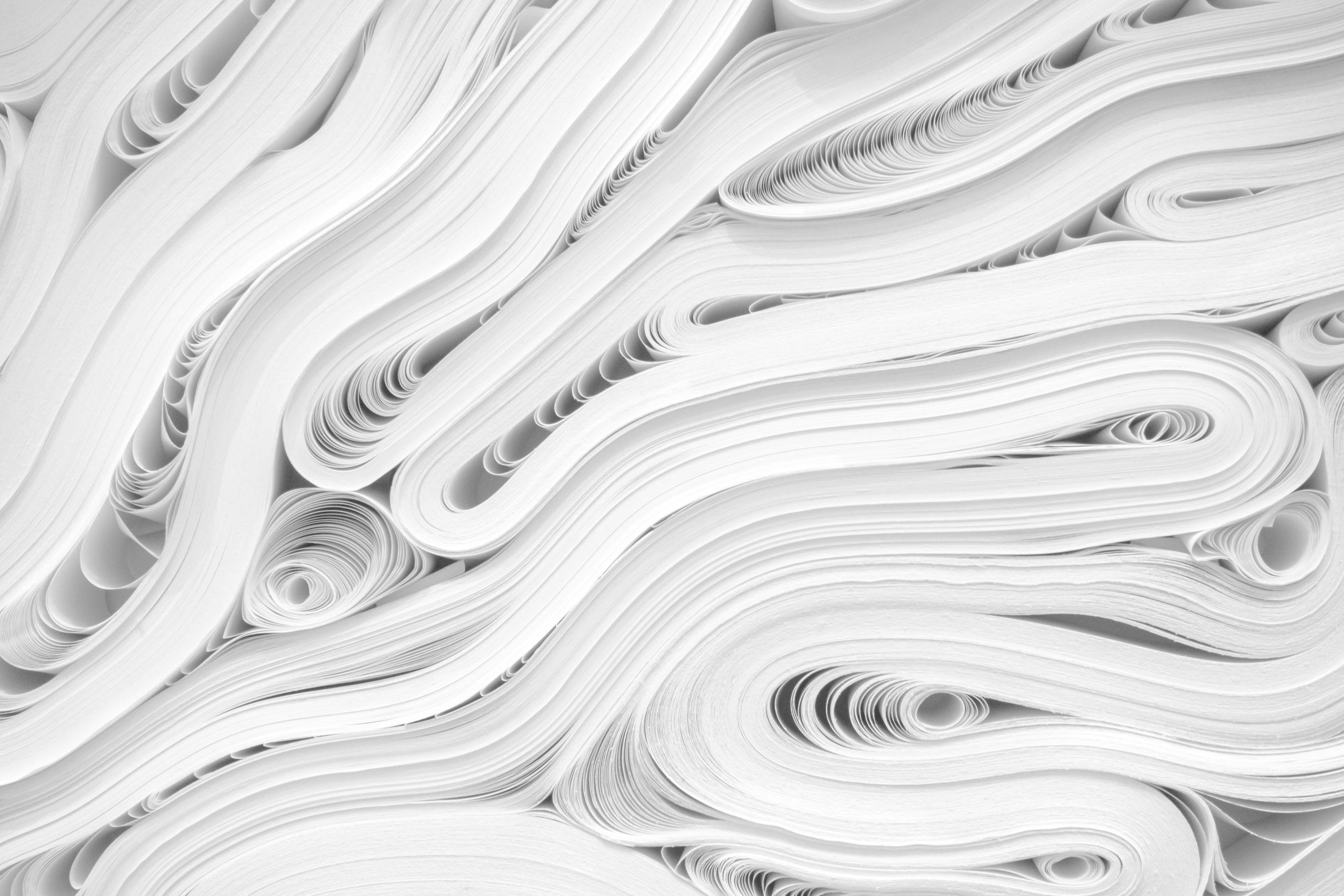 Oud papier op de juiste manier scheiden voor een betere prijs