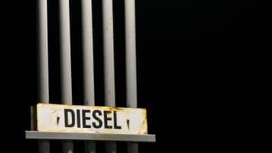 diesel prijs